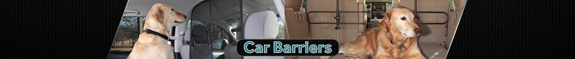 Car Pet Barriers
