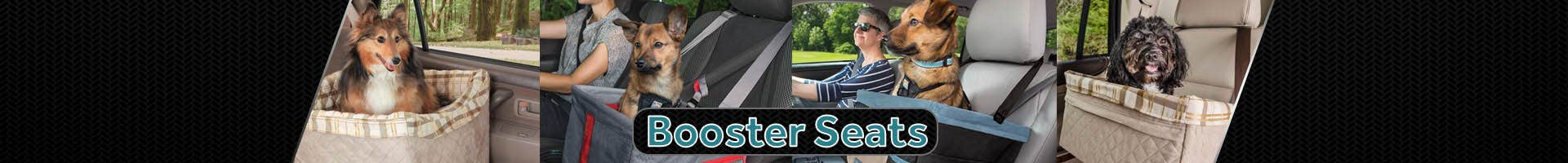 Booster Seats For Dogs