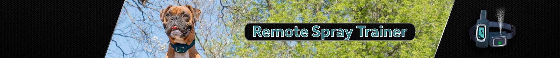 Remote Spray Trainers