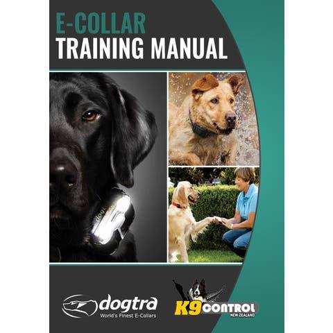 Dogtra E-Collar Training Manual - eBook