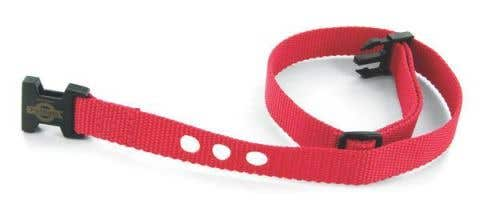 PetSafe 3-Hole Collar Strap (Red) - RFA-68