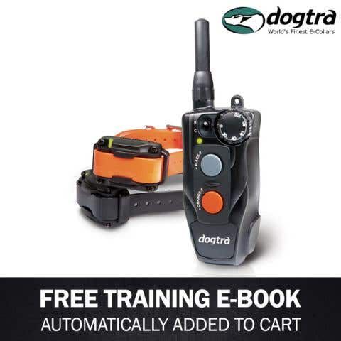 Dogtra 202C Remote Trainer - 2 Dog System