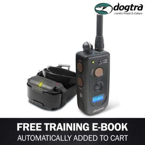 Dogtra 2300NCP Expandable Dog Training Collar