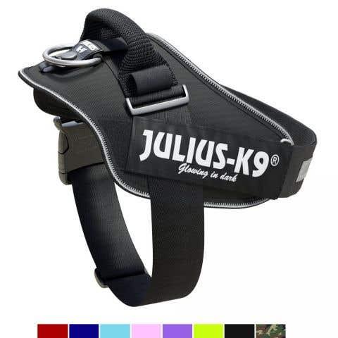 Julius K9 IDC Powerharness - Black