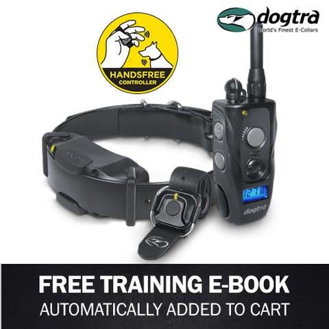 Dogtra 1900S Handsfree Remote Training Collar