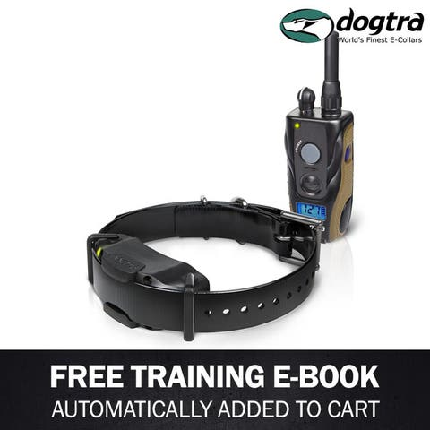 Dogtra 1900S Remote Dog Trainer - 1 Dog System