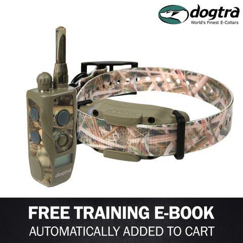 Dogtra 1900s Wetlands Remote Dog Training collar - Camo