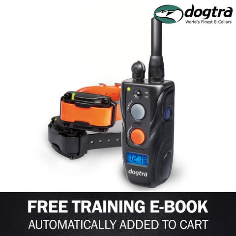 Dogtra 282C Remote Trainer - 2 Dog Trainer